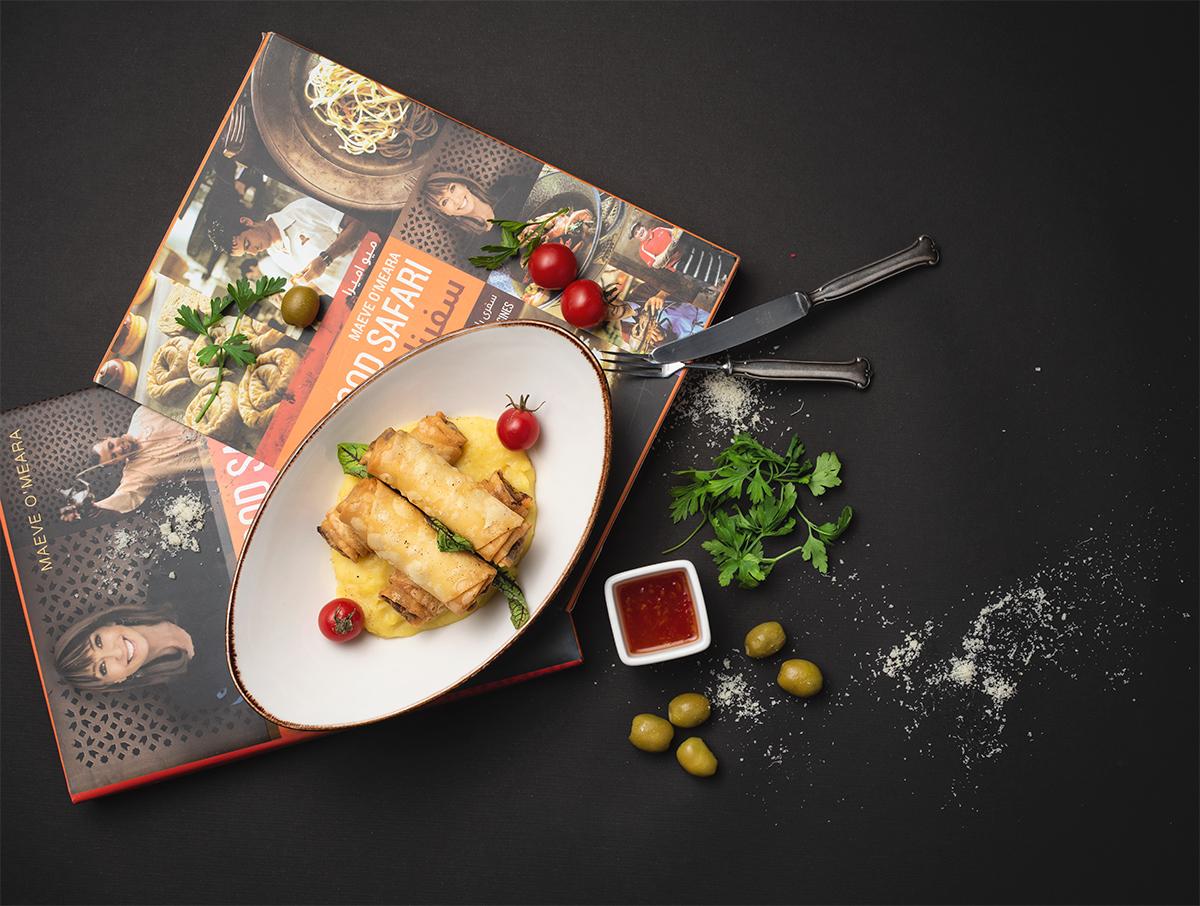 عکاسی رستوران ماهی سفید